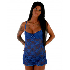 Nattlinne Blue Underwire