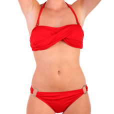 Bikini Wisconsin red