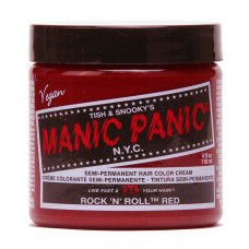 Manic panic Rock'n roll red