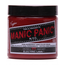 Manic panic Electric lava