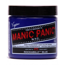 Manic panic Rockabilly blue