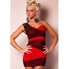 Klänning -  Red Sindy