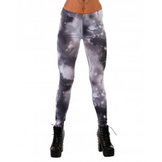 Leggings Grey Galaxy