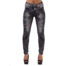 Leggings Jeanslook Dark