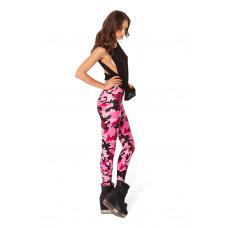 Leggings Pink Army