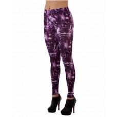Leggings Purple Thunder