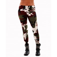 Leggings Army Flame