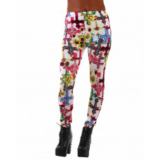 Leggings Color Cross