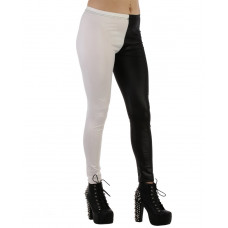 Leggings White and Black