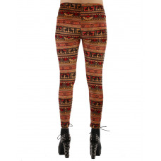 Leggings Red Egypt