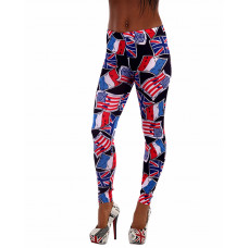 Leggings Flags