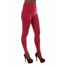 Leggings Pink High Waist