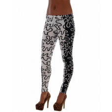 Leggings Crazy Pattern