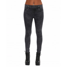 Leggings Stonewashed