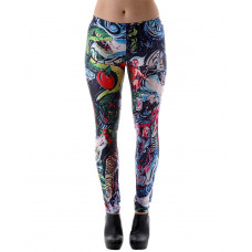 Leggings Paint