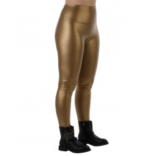 Leggings D Gold High