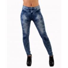 Leggings Jeanslook