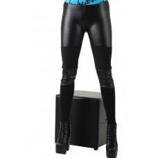 Leggings - Wetlook Denim Dark