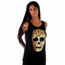 Linne Golden Birds skull