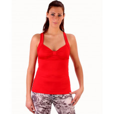 Top Jane red