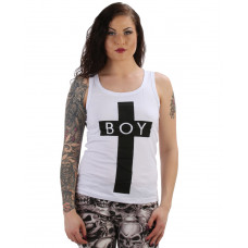 Linne Boy White