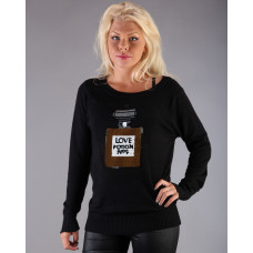 Love Potion Sweater black