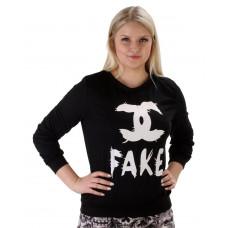 Tröja Fake Black
