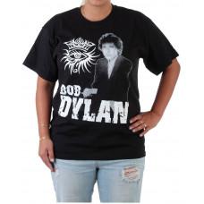 T-shirt Bob Dylan Live