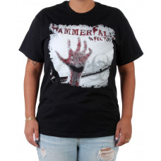 T-shirt Hammerfall Infected