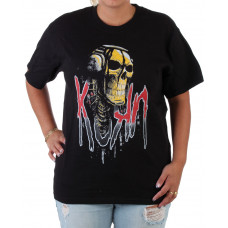 T-shirt Korn Tour