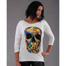Tröja Skull Colors