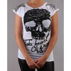 Tröja Skull shoulder