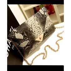 Kuvert Väska Snake