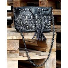 Väska - Skull Shoulder Bag