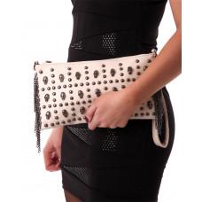 Handbag Skull chain W