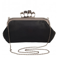 Clutch Hard Black