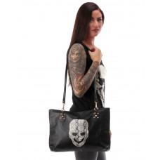 Väska White Skull W