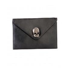 Väska Kuvert skull