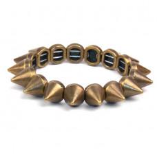 Armband - Brons Spike