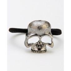Hårband Skull